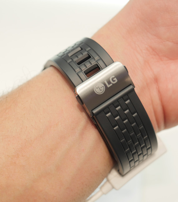 LG Watch Urbane LTE MWC 2015