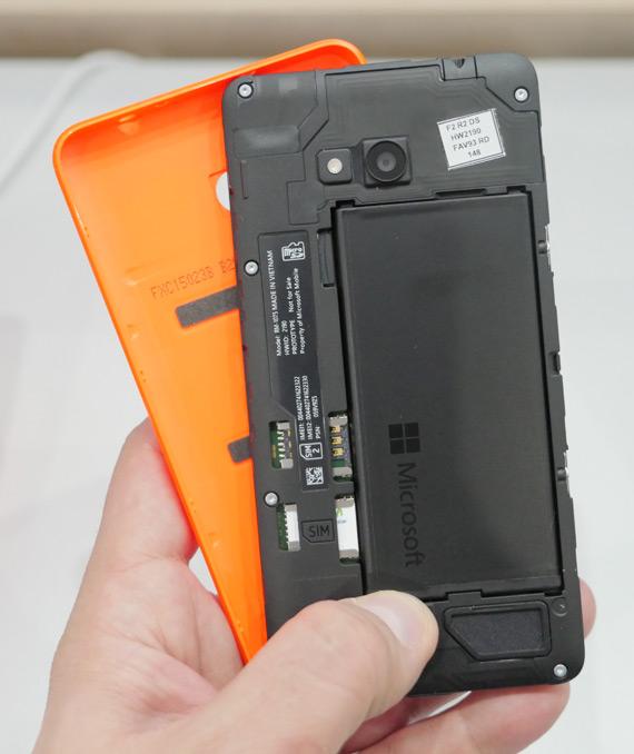Lumia 640 MWC 2015
