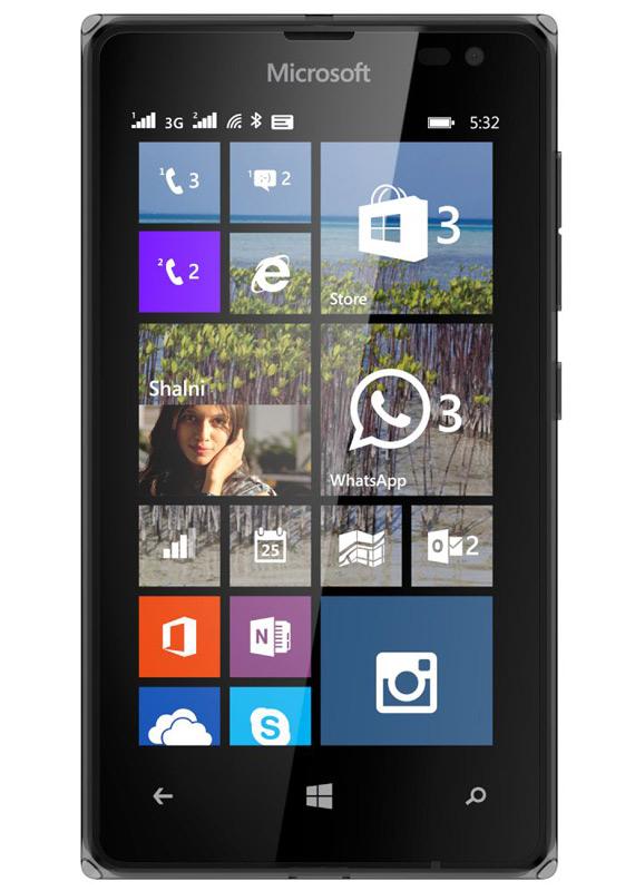 Microsoft Lumia 532 DS black