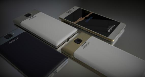 Nokia 1100 concept