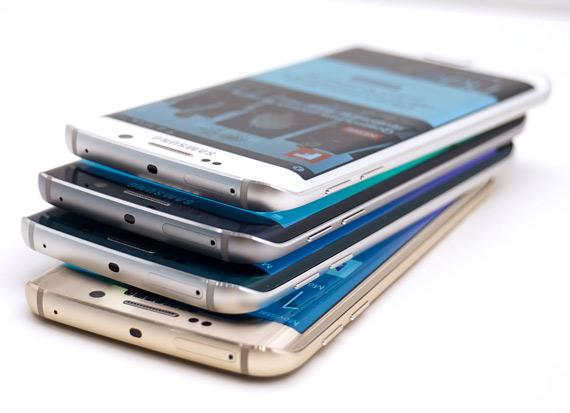 Samsung Galaxy S6 Edge lifestyle