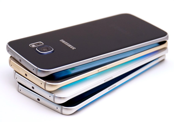 Samsung Galaxy S6 Edge lifestyle