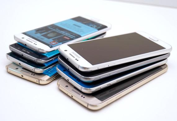 Samsung Galaxy S6 lifestyle