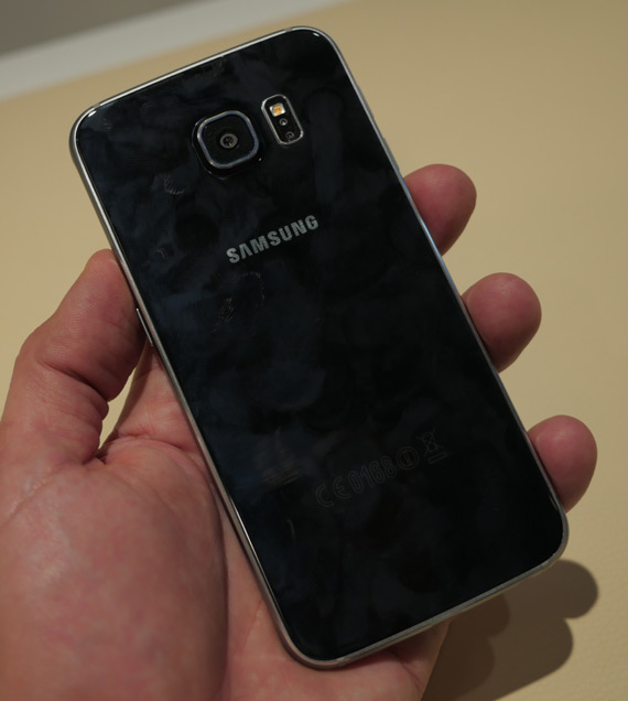 Samsung Galaxy S6 mwc 2015
