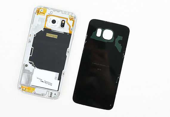 Samsung Galaxy S6 teardown