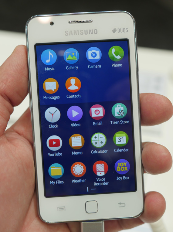 Samsung Z1 MWC 2015