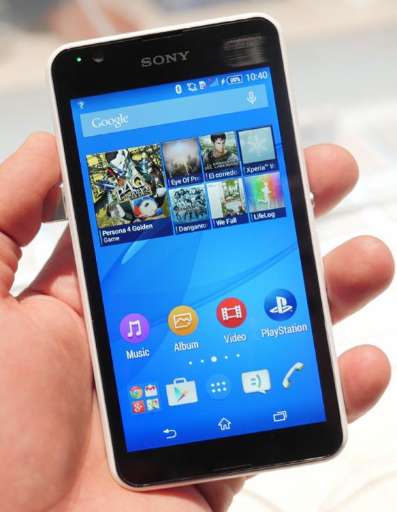 Sony Xperia E4g MWC 2015