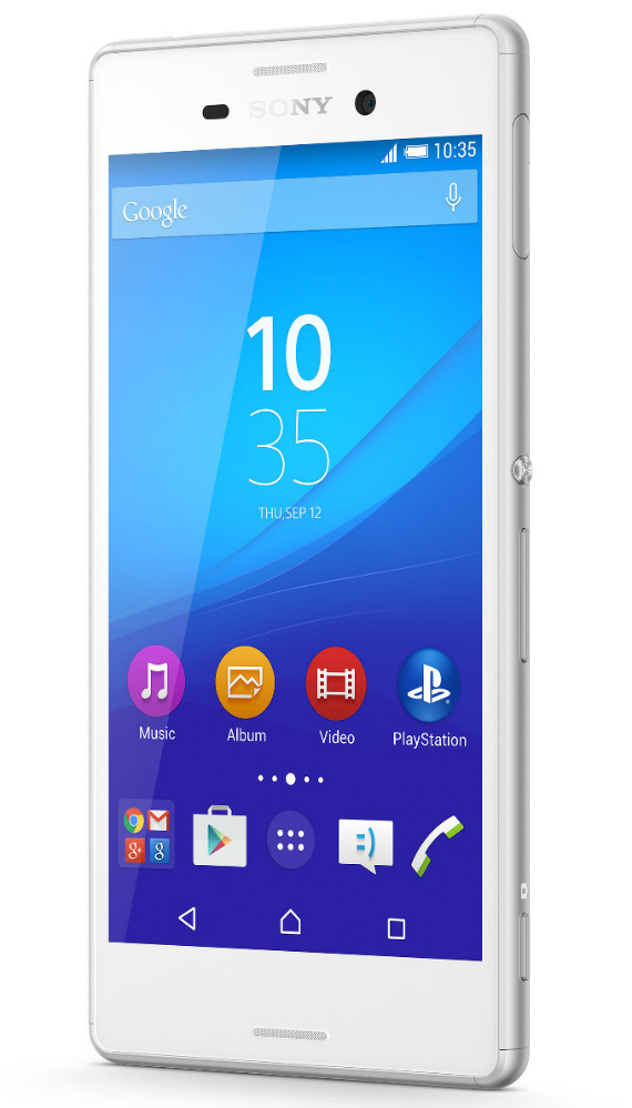 Sony Xperia M4 Aqua official