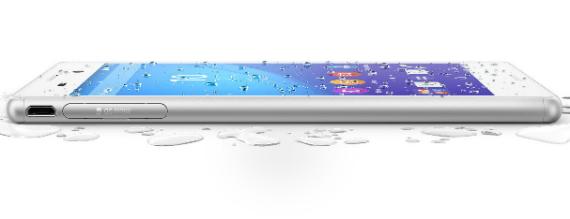 Sony Xperia M4 Aqua official