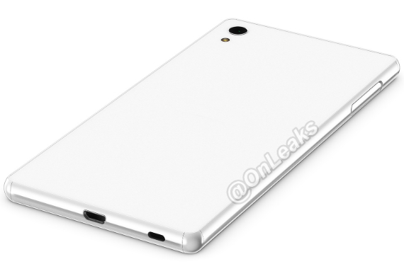 Sony Xperia Z4 renders