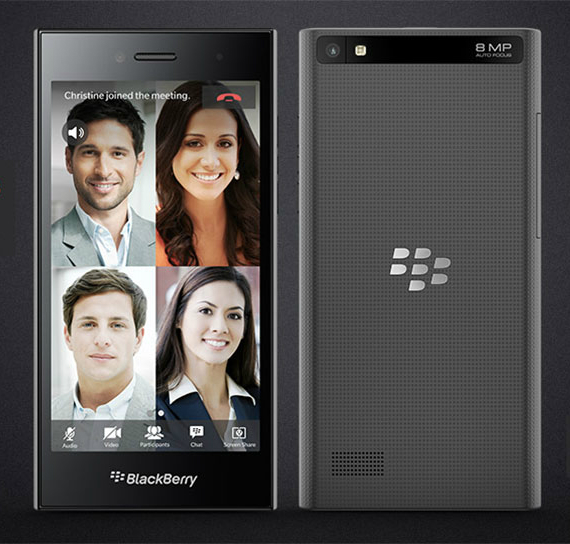 blackberry leap official