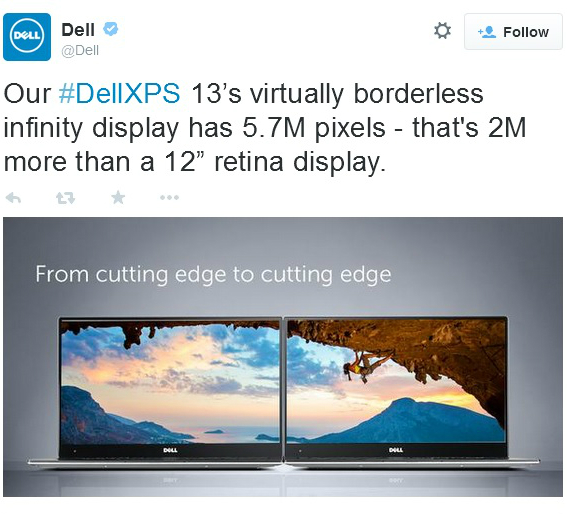 dell vs macbook