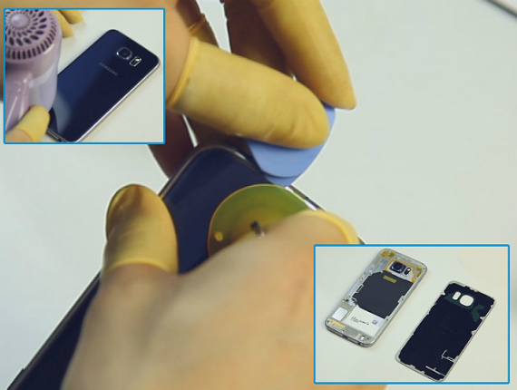 galaxy s6 tear down