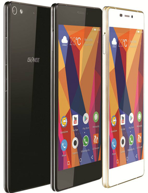 gione elife s7 official