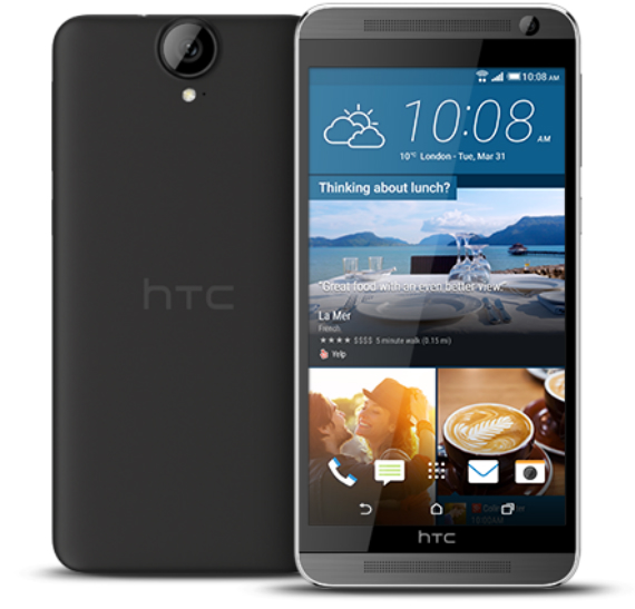htc one e9+ official