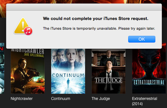 iTunes-Store-problem