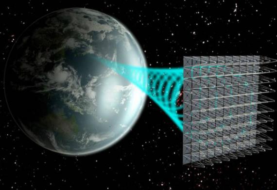 solar power space
