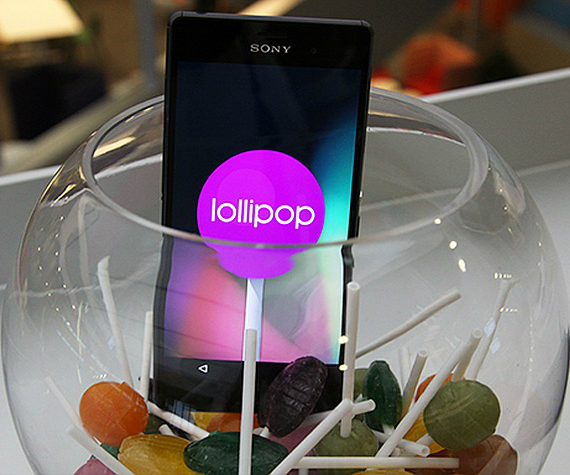 sony lollipop