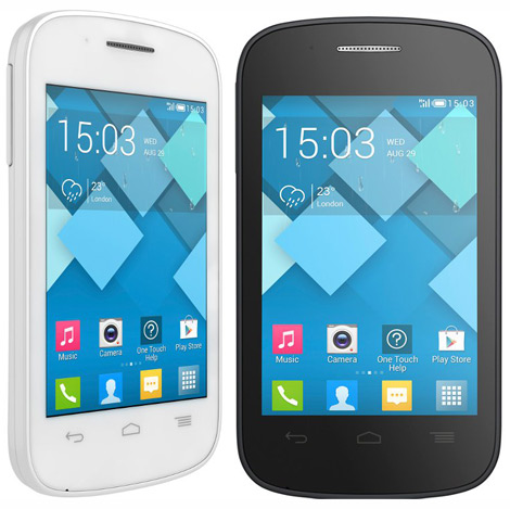 Alcatel One Touch Pop C1 Dual Sim Public