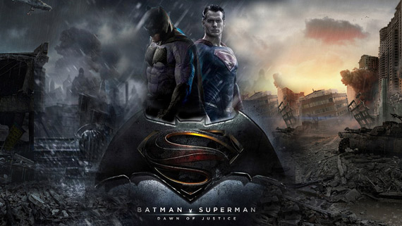 Batman vs Superman – Dawn of Justice