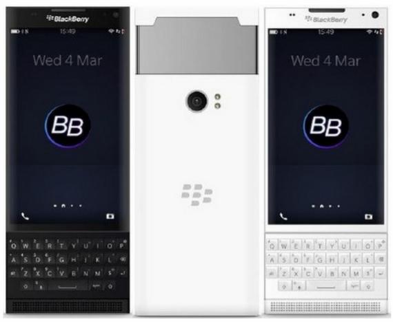 BlackBerry SliderVenice