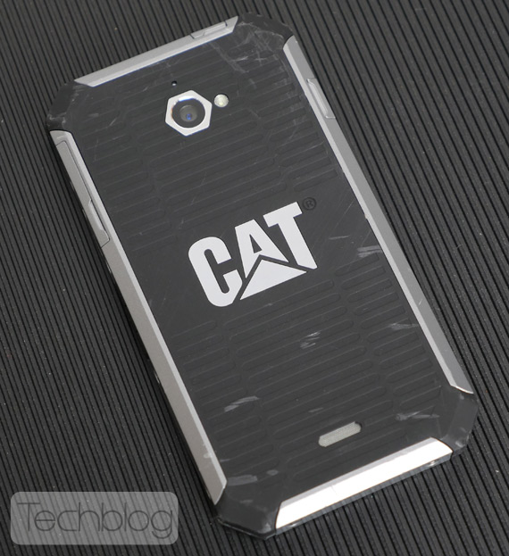 CAT S50 Techblog