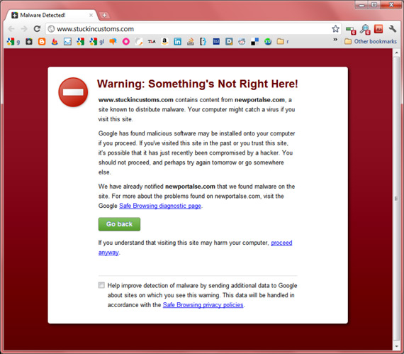 Google Chrome extensions malware