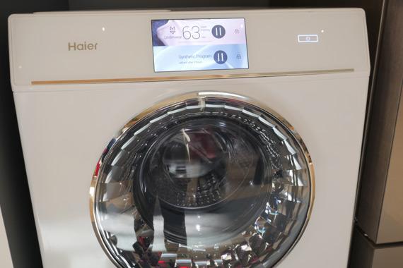 Haier smart washing machine