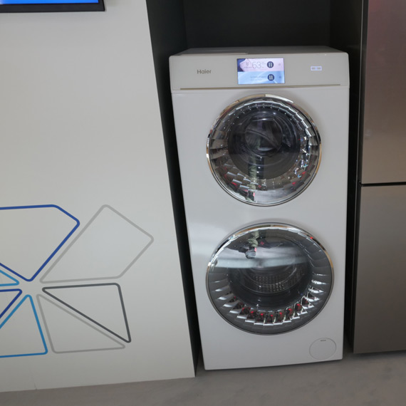 Haier smart washing machine