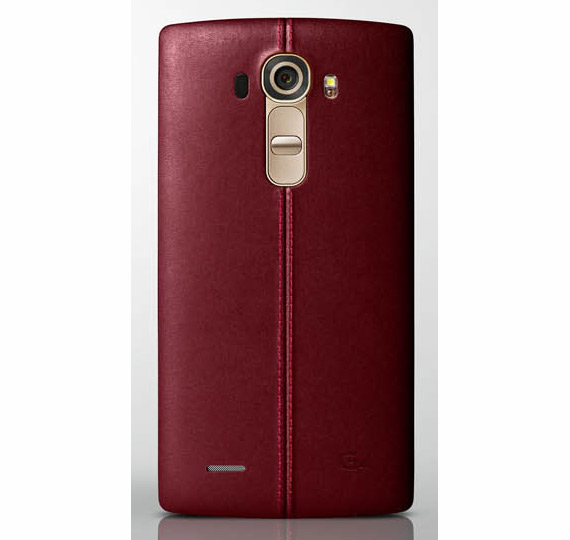 LG G4 back leather
