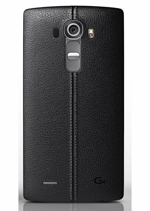 LG G4 leather black