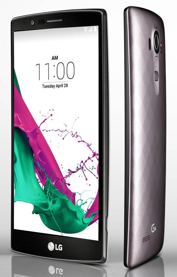 LG G4 revealed