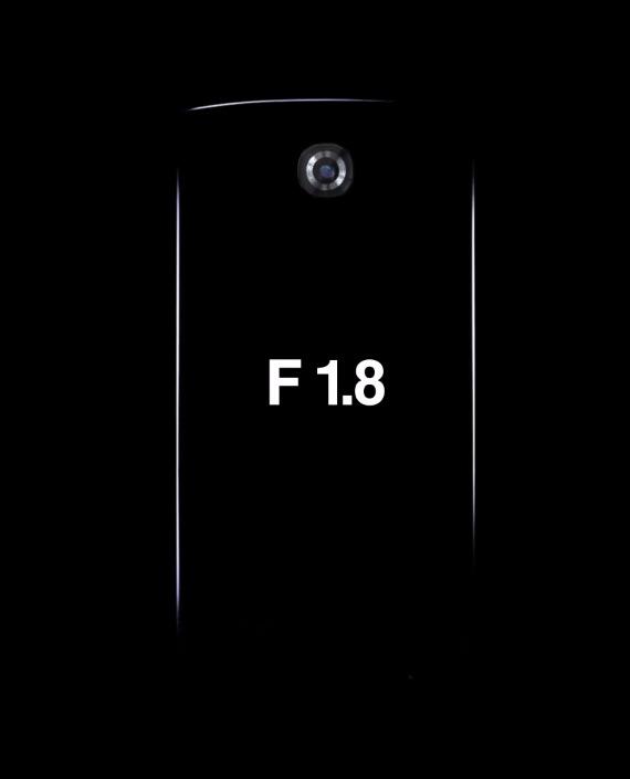 LG G4 teaser camera F 1.8