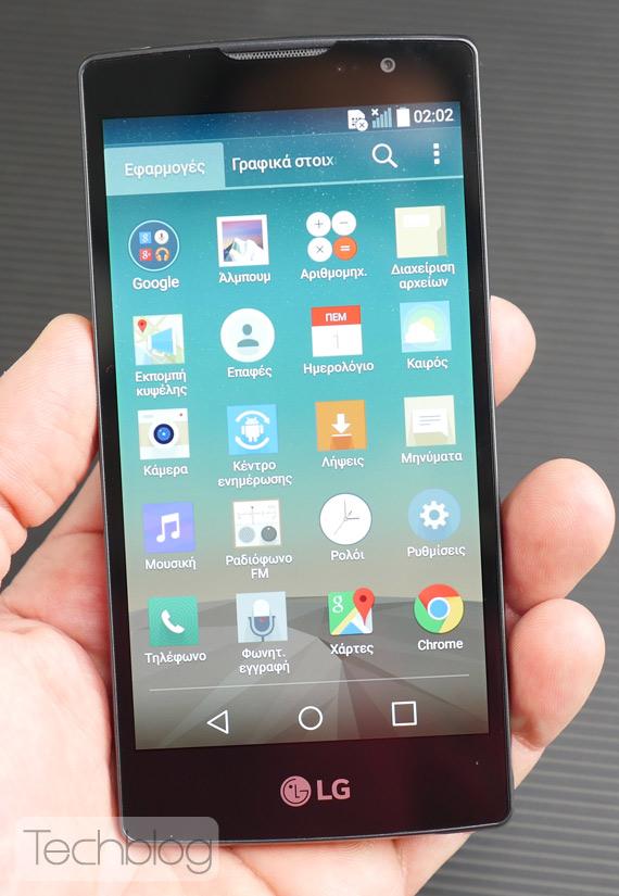 LG Spirit 4G TechblogTV 2