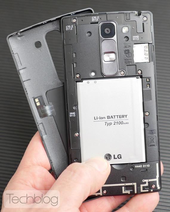 LG Spirit 4G TechblogTV