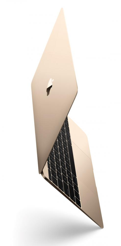 MacBook 2015 Gold