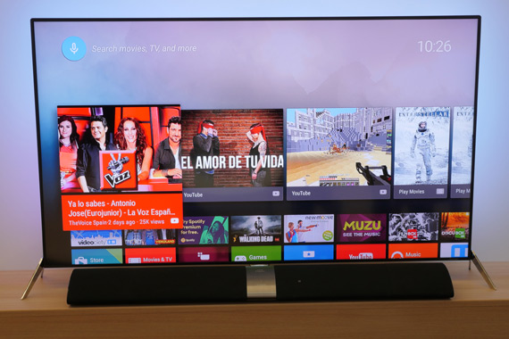 Philips Android TV 2015 lineup