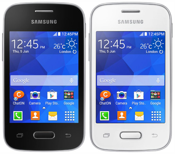 Samsung Galaxy Pocket 2 Public