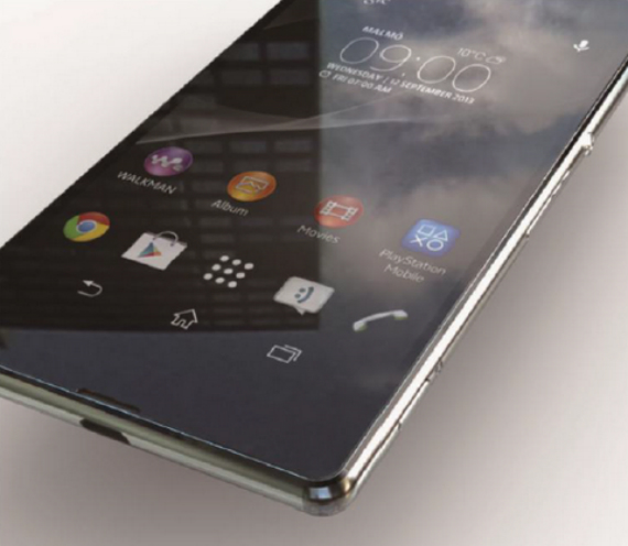 Sony Xperia Z4 images