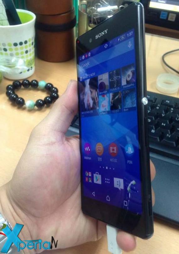 Sony Xperia Z4 photos
