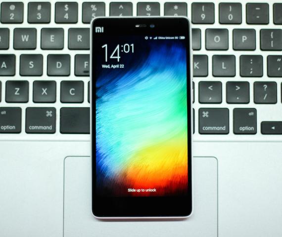 Xiaomi Mi 4i official