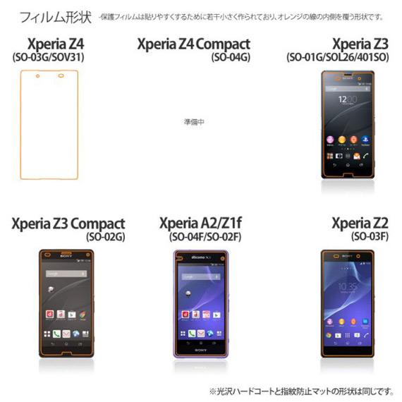 Xperia Z4 Compact SO-04G