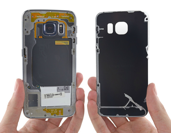 galaxy s6 edge teardown
