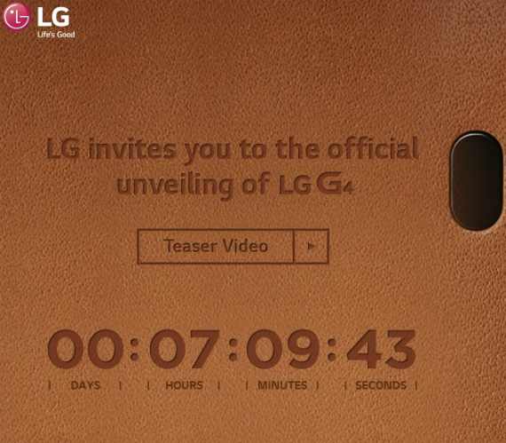 lg g4 livestream
