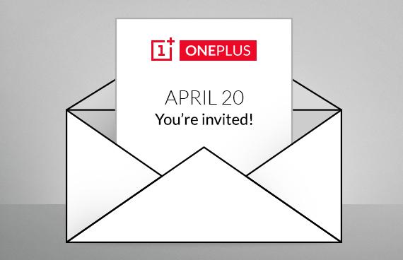 oneplus invitation