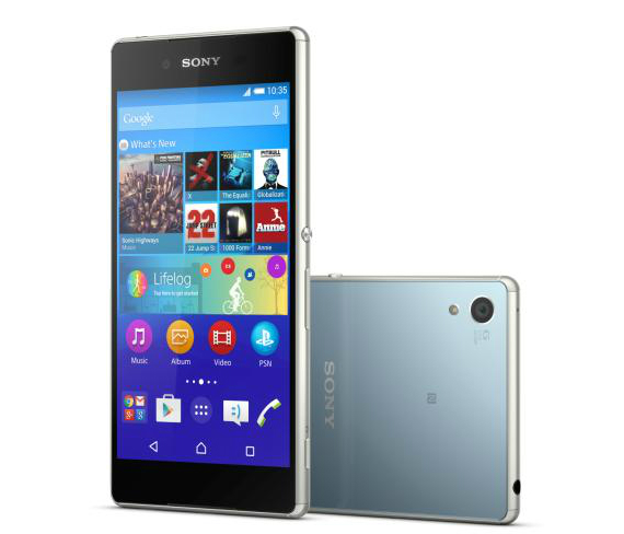 sony xperia z4 official
