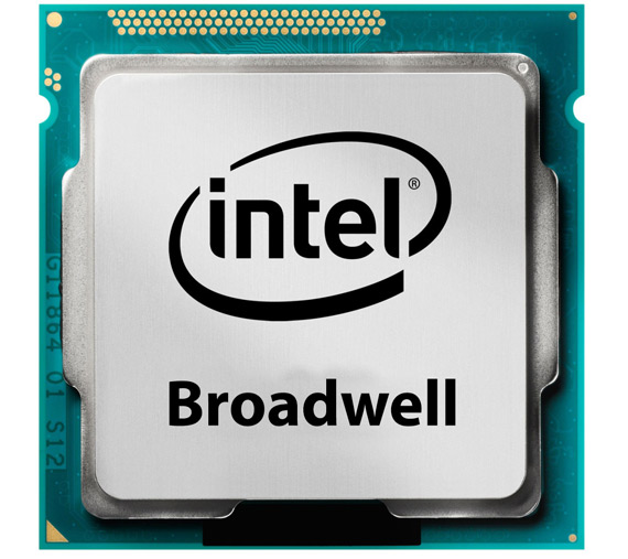 Intel Broadwell logo