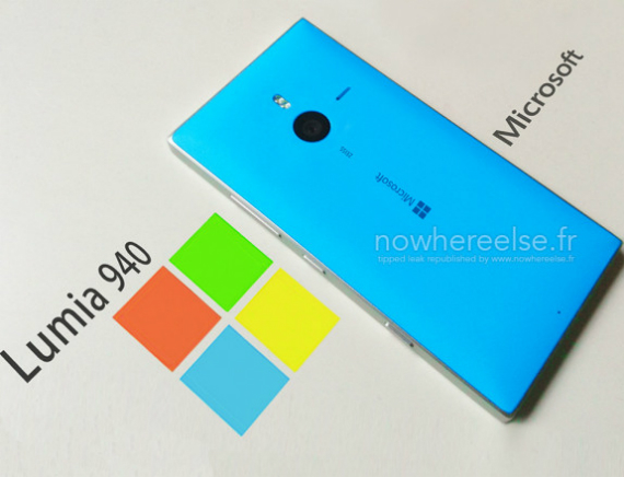microsoft lumia 940 leak