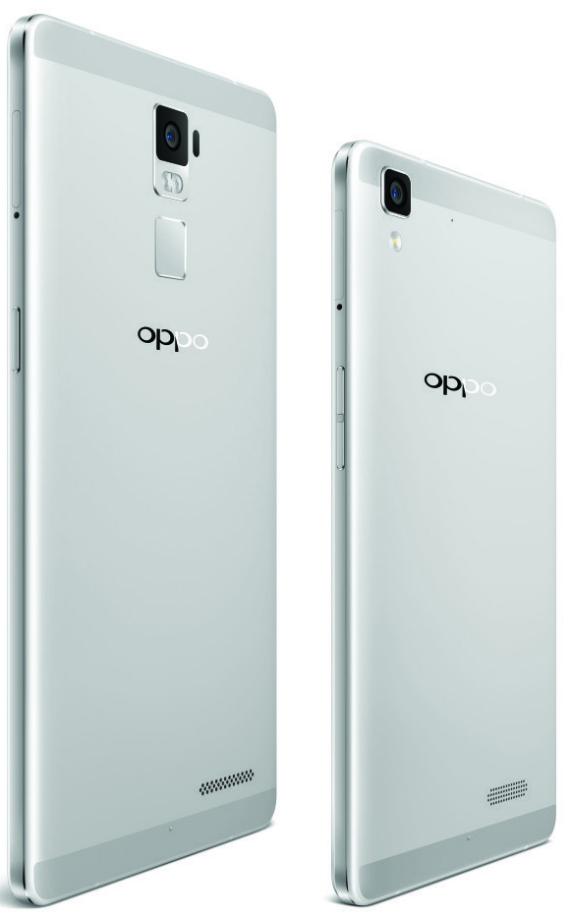 Oppo R7 R7 Plus leak