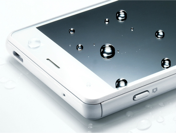 Sony Xperia A4 official